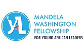 Mandela Washington Fellowship Clear Yo Mind
